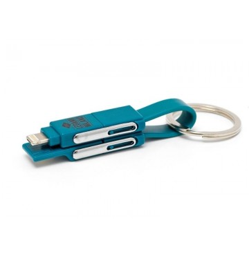 LEGAMI 6IN1 - KEYCHAIN CHARGING CABLE