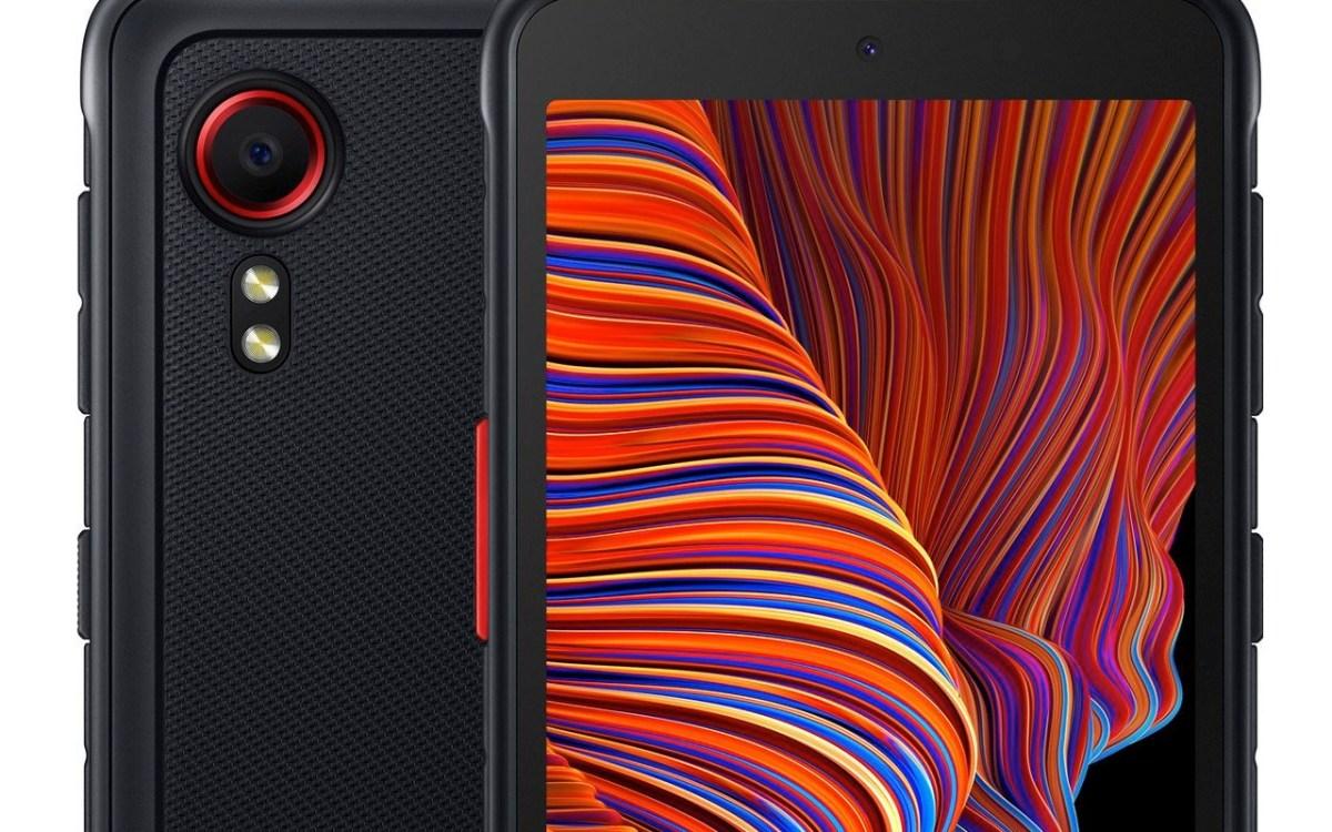 Το νέο Galaxy XCover 5 είναι το θωρακισμένο smartphone της Samsung