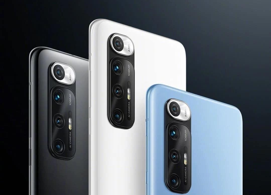 Το Xiaomi Mi 10S θα κυκλοφορήσει με Snapdragon 870 και οθόνη 6.67''
